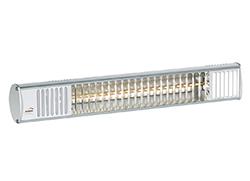 Инфрачервена лъчиста печка с намалена светлина TERM 2000 IP 67